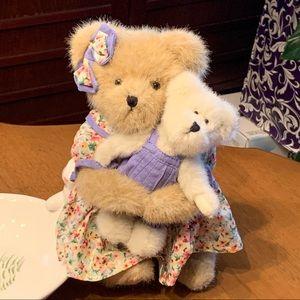 "Boyds Bears ""Momma Mcbearlove & Baby"""